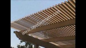 نصب سقف جمع شونده برای مکان های گوناگون